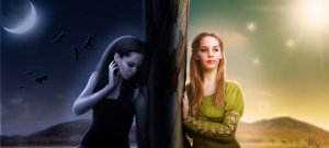two_sides_of_me_by_xilaphoenixart-d5af3pr