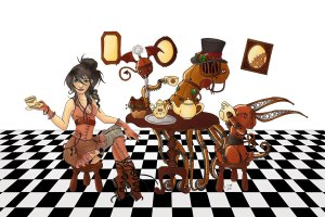 Steampunk_Tea_Party_by_karla_chan