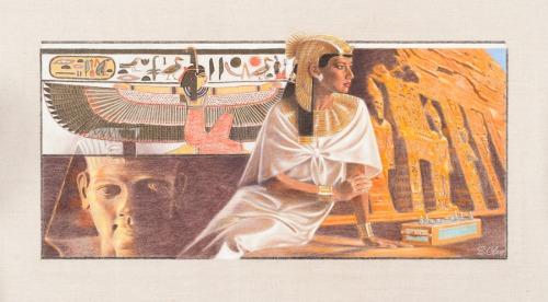 Clay_Nefertari