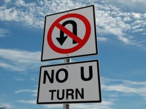 No_U_Turn