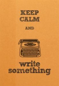 CalmWriting