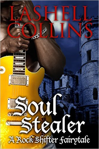 Soul Stealer Book Cover