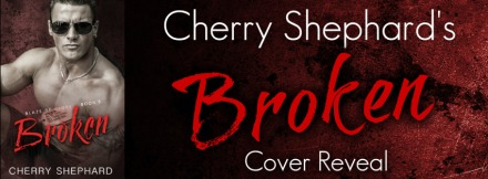 Broken Cover Reveal