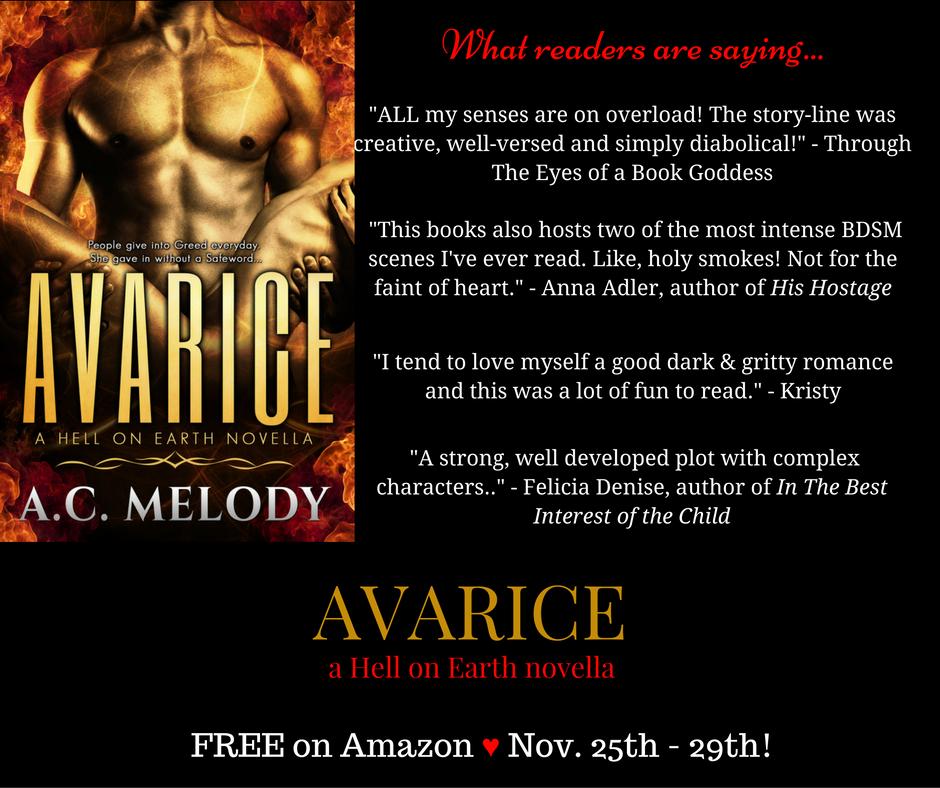 avarice-free-book-sale