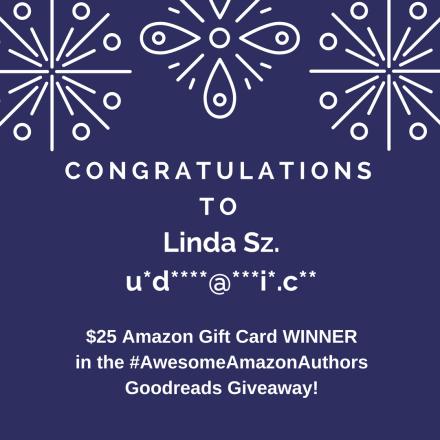AAA Goodreads Winner