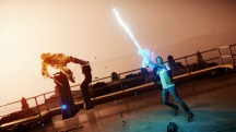 inFAMOUS Second Son - Video Sword 3