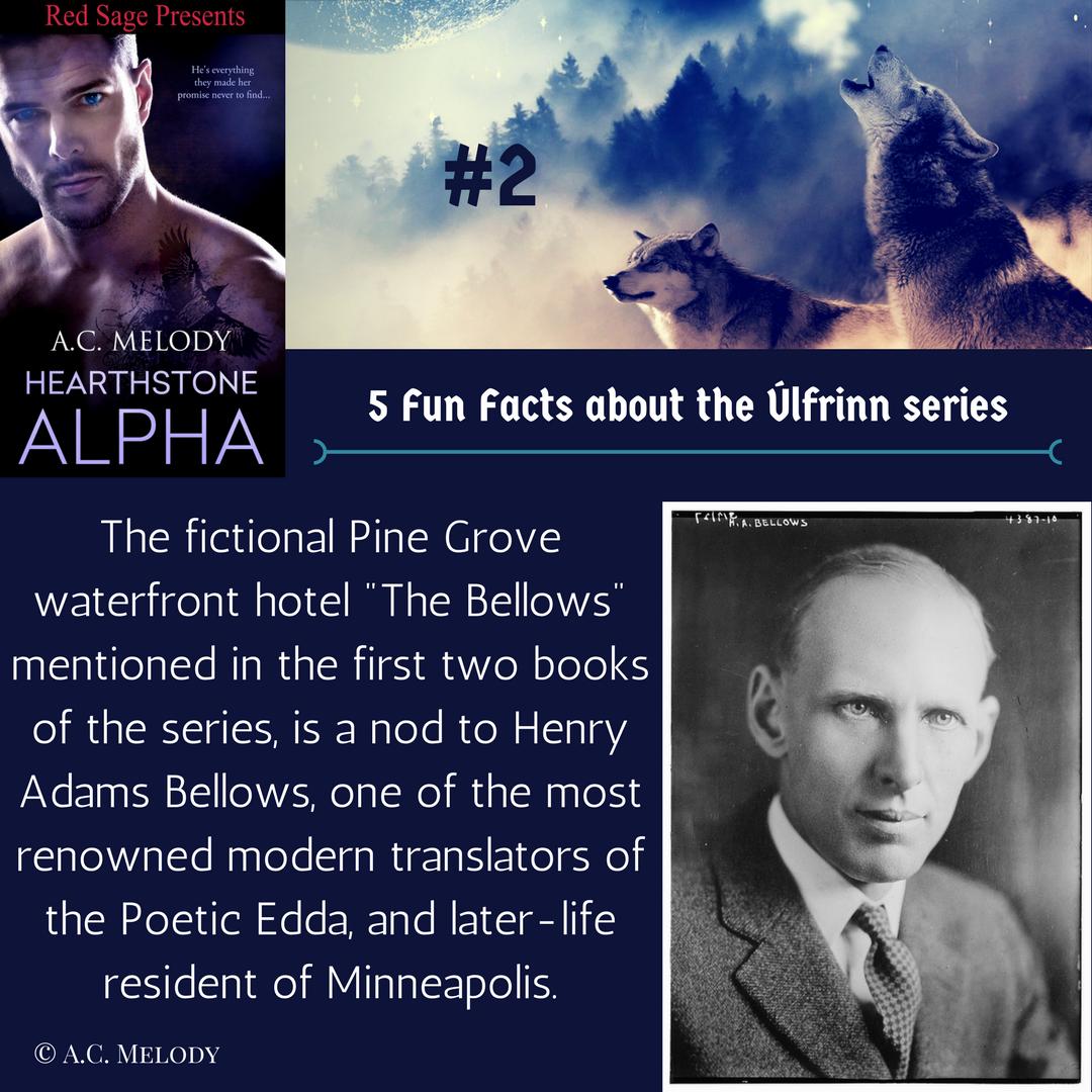 5 Fun Facts - Úlfrinn series #2